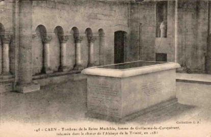 Tombeau de mathilde