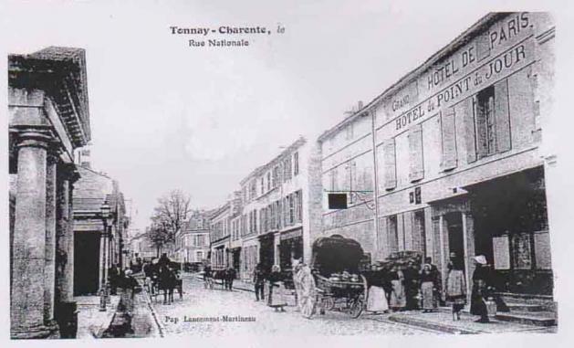 Tonnay charente historique 99