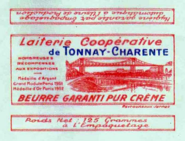Tonnay charente tyros beurre 5