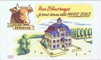 Vache-Sérieuse (buvard 1)