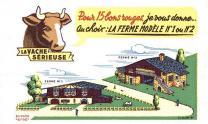 Vache-Sérieuse (buvard 5)
