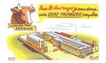 Vache-Sérieuse (buvard 8)